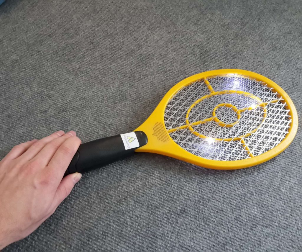 electric fly swatters